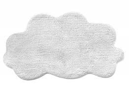 Коврик в детскую комнату Irya  Cloud beyaz 50*80 белый (8699396064172)