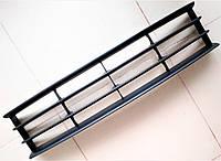 Оригинальная центральная решетка радиатора переднего бампера Шкода Октавия А5 после 2008г SkodaMag, фото 1