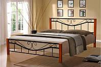 Кровать Миллениум Вуд 1600х2000, черная, фото 1