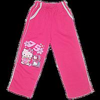 Детские спортивные штаны, плотный трикотаж с начесом, р. 104, Турция