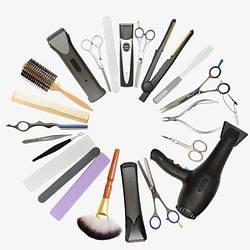 Парикмахерская техника и товари