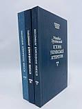 Грушевський М.С. Історія української літератури. В 6 томах (9 книгах). Том 1-3 (б/у)., фото 3