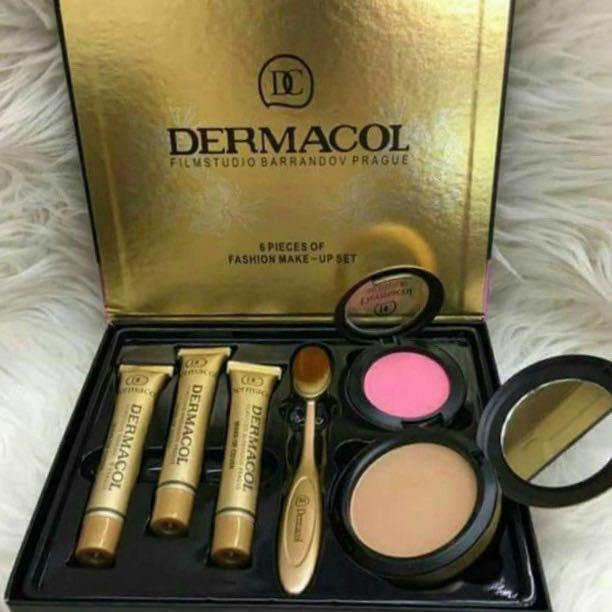 Набор Dermacol Make-up 6 в 1