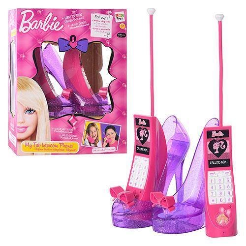 РАЦИЯ  ДЛЯ ДЕВОЧЕК 784208 IMC Toys Barbie