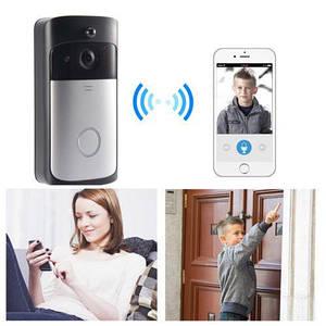 Камера домофон WIFI CAD 720P с управлением с телефона