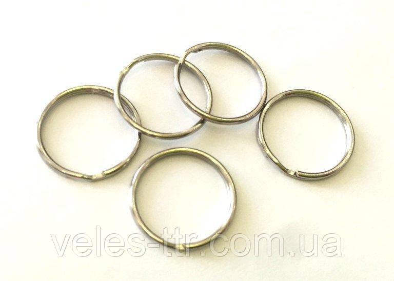 Кольцо заводное сталь 20 мм для ключей