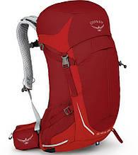 Рюкзак Osprey Stratos (26л), червоний