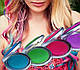 Цветная пудра (мелок) для волос HOT HUEZ - мгновенное окрашивание, фото 4