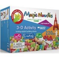 Конструктор для детей Magic Nuudles 220 деталей