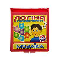 Детский игровой набор Логика Мозаика