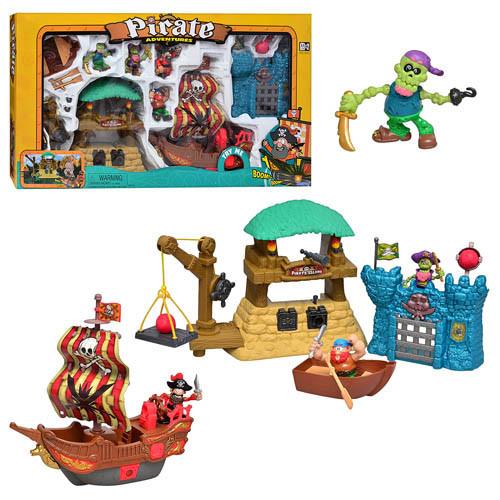 """Игровой набор """"Пиратские приключения"""" 10766 KEENWAY"""