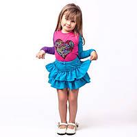 Современная мода на детские юбки