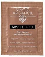 Масло для интенсивного лечения волос 3 мл Absolute Oil MAGIC ARGANOIL