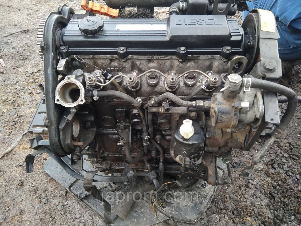 Мотор (Двигатель) Mazda 626 GD 2,0 дизель RF7 273т.км