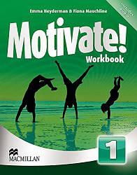 Motivate! 1 Workbook with Audio CDs
