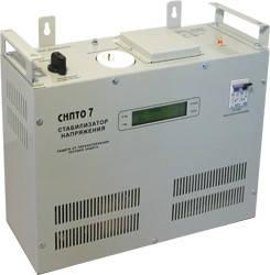 Стабилизатор напряжения тиристорный Донстаб СНПТО-7 (компенсационного типа)