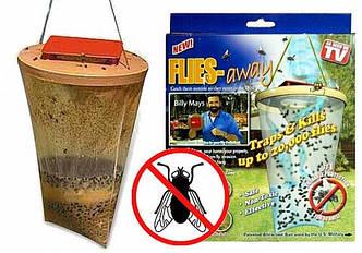 Ловушка для насекомых Flies away