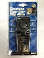 Дверная сигнализация Door Stop Alarm беспроводная сигнализация защита входных дверей дома.