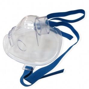Детская маска для младенцев для ингаляторов Omron (ПВХ)