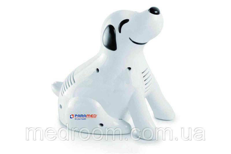 Детский компрессорный небулайзер (ингалятор) Paramed Puppy