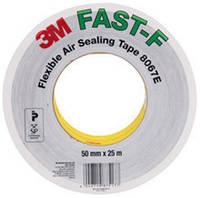 3M Flexible Air Sealing Tape 8067E FAST-F - Эластичная герметизирующая лента 60,0х0,13 мм 30/30, рулон 25 м
