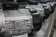 Електродвигун RAVEL 7 кВт, 3 фази (порожнистий вал) 1450 об/хв для мийки високого тиску