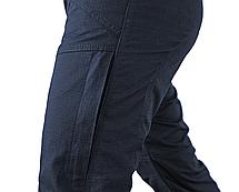 Жіночий костюм формений тактичний GEFEST(для ДСНС темно-синій), фото 3