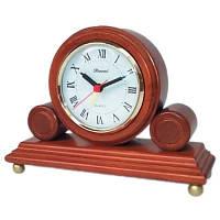 Настольные часы из дерева Kronos 155D