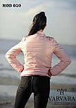 Женская куртка больших размеров (2 цвета), фото 6