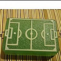 Сувенирное мыло 《Футбольное поле》