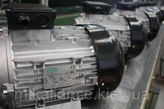 Электродвигатель RAVEL 15 кВт, 3 фазы (полый вал) 1450 об/мин для мойки высокого давления