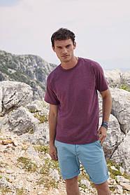 Классическая мужская футболка 61-036-0