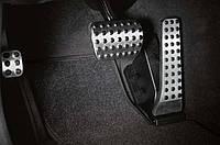 Алюминиевые тюнинг накладки на педали MERCEDES MERCEDES-BENZ Мерседес АКПП (3шт)