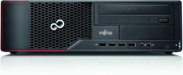Системный блок Fujitsu ESPRIMO E710-DT-Intel Celeron G1610-2,6GHz-8Gb-DDR3-HDD-250Gb-DVD-R- Б/У