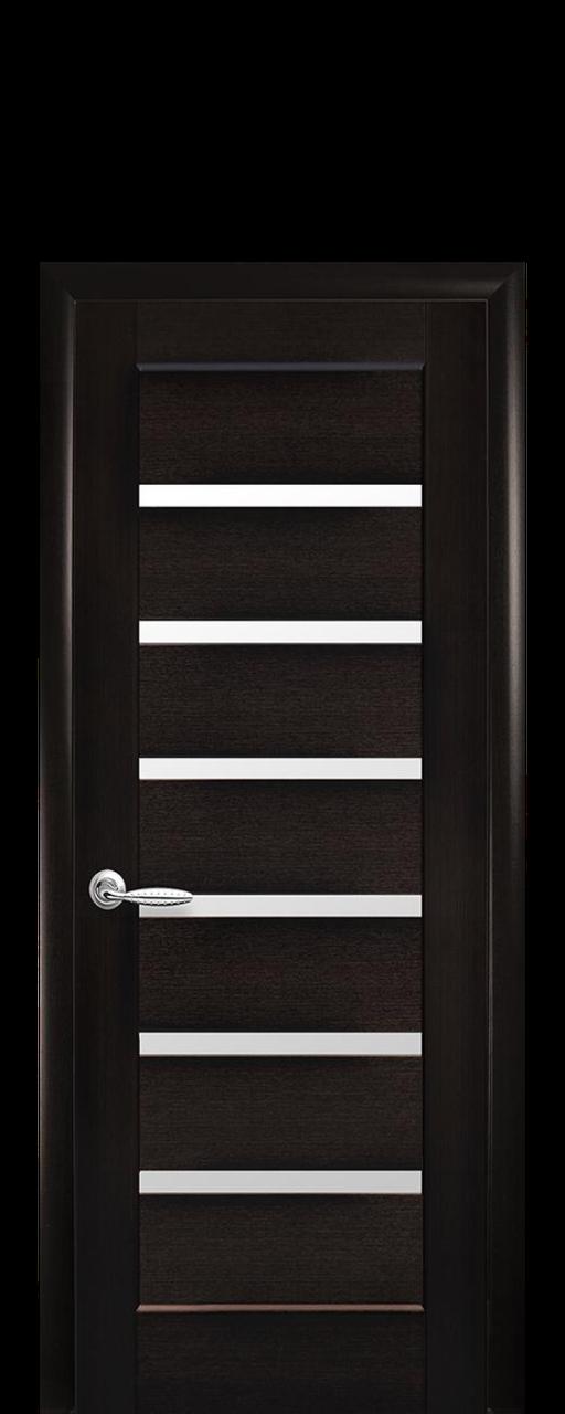 """Двери межкомнатные """"Новый Стиль Линея"""" венге"""