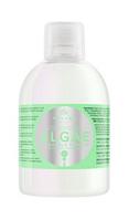 Увлажняющий шампунь c экстрактом водорослей Kallos Algae Moisturizing 1 л