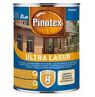 Pinotex Ultra Lasur  (Пинотекс Ультра лазурь) ореховое дерево 3л