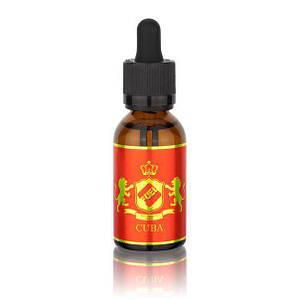 Жидкость для Электронных Сигарет Fuel Tabac CUBA, 1.5 мг