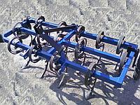 Культиватор пружинный КУ-2,0 для минитрактора, трактора