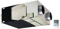 Канальная приточно-вытяжная установка с рекуператором Lossnay LGH-50RX5