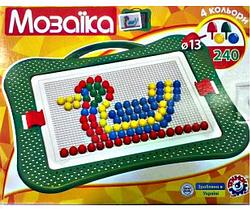 Мозаика детская.Мозаика детская игровая.Детская пластмассовая мозаика.