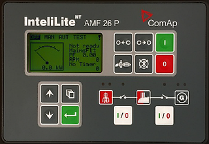 Генератор дизельный Generac PME45S (38,4 кВт), фото 2