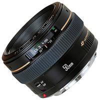Об'єктив Canon EF 50mm f/1.4 USM (2515A012)