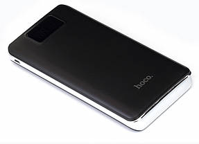 Универсальная батарея Power Bank Hoco B23B 20000mAh Black Гарантия 6 месяцев, фото 2