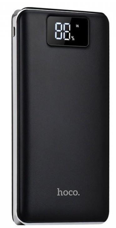 Универсальная батарея Power Bank Hoco B23B 20000mAh Black Гарантия 6 месяцев