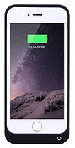 Power Bank Battery Case iPhone 6 Black 3000mAh L64A Гарантия 6 месяцев, фото 2