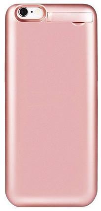Power Bank Battery Case iPhone 6 Rose 3000mAh L64A Гарантия 6 месяцев, фото 2