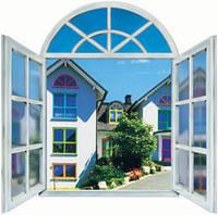 Алюминиевые окна и двери с термомостом