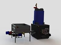 Термомасляный  котел на твердом топливе с автоматической подачей 100-2000 кВт