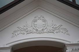 Архитектурная лепнина из бетона, фибробетона, гипса, стеклопластика